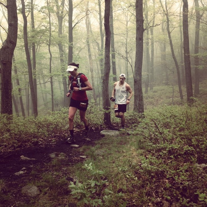 50 Mile Endurance Challenge in Bear Mountain, NY, May 5-6, 2012.