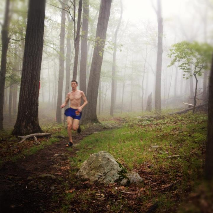 Endurance Challenge in Bear Mountain, NY, May 5-6, 2012.