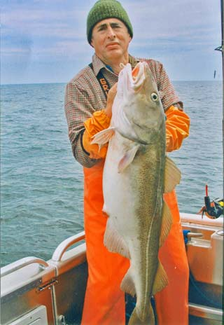 Fishing Cod Fishing