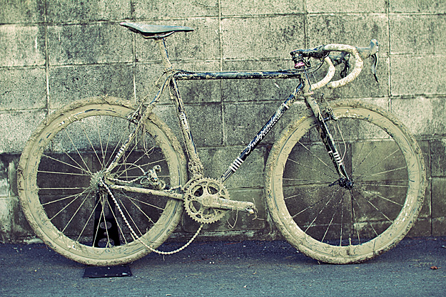 Fitness ICHICO INDY FAB CYCLOCROSS - How a real cross bike should look!