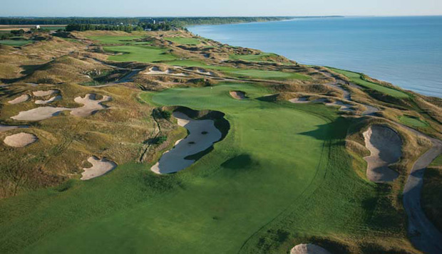 Golf WHISTLING STRAITS G.C.Haven, Wis