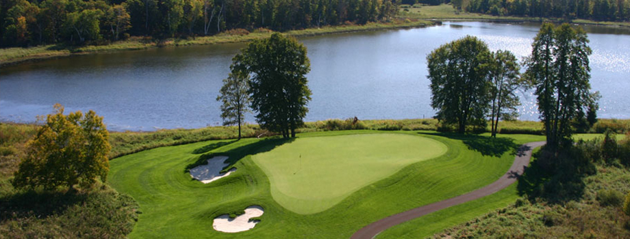Golf Deacon's Lodge - Breezy Point, MN