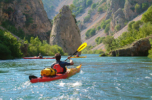 Kayak and Canoe Croatia Multisport
