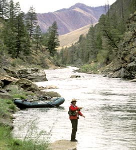 Flyfishing Idaho Fly Fishing