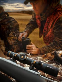 Hunting Leupold Optics!