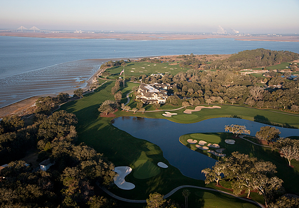 Golf SEA ISLAND (GA.) RESORTS, THE CLOISTER & THE LODGE