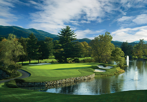 Golf THE GREENBRIER