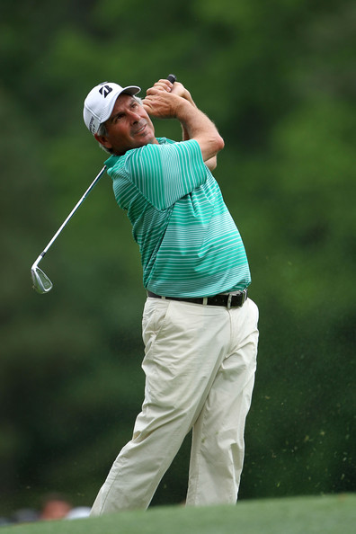 Golf Fred Couples - think his back is feeling better