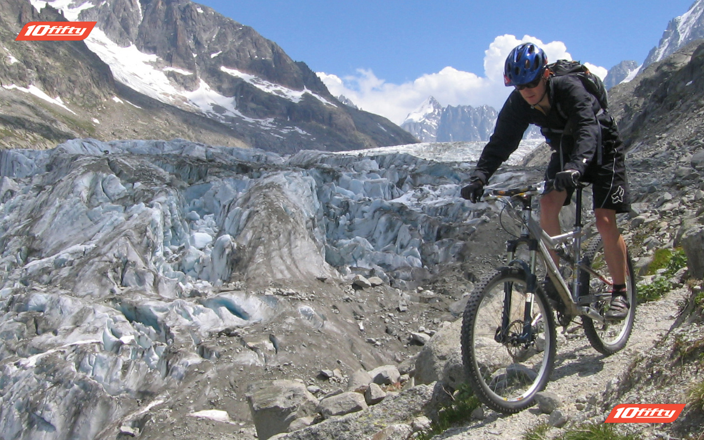 Mountain Biking in Chamonix