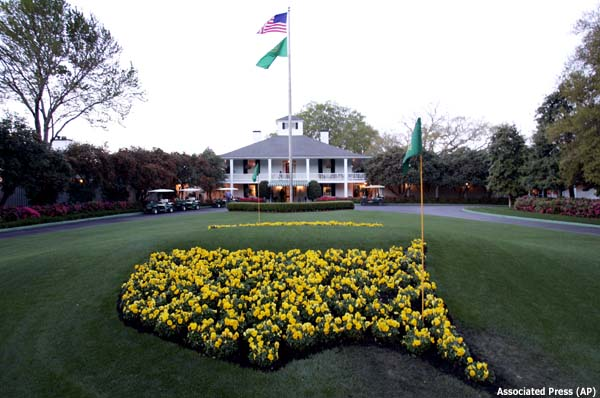 Golf Augusta National Golf Club