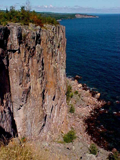 Camp and Hike Palisade Head, Superior Hiking Trail