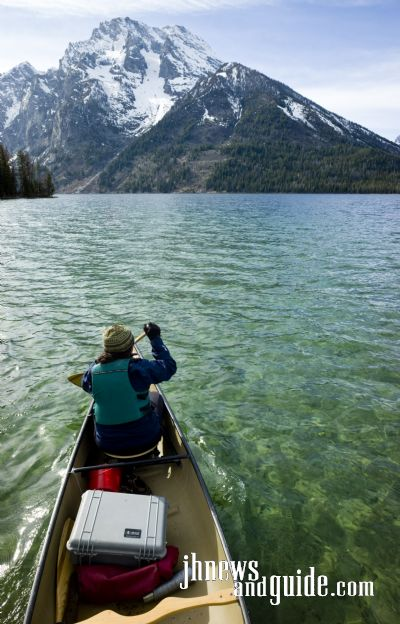 Kayak and Canoe jackson hole...