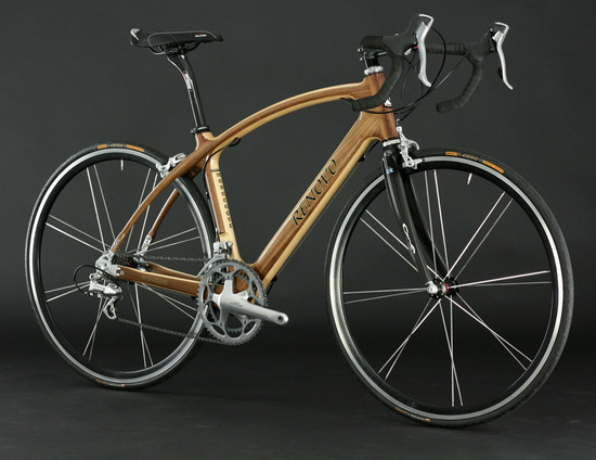 Renovo Hardwood Bicycles Renovo R4 Pursuit