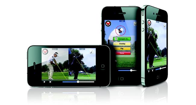 Golf V1 Golf Swing Analysis App