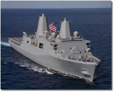 Guns and Military USS NEW ORLEANS,