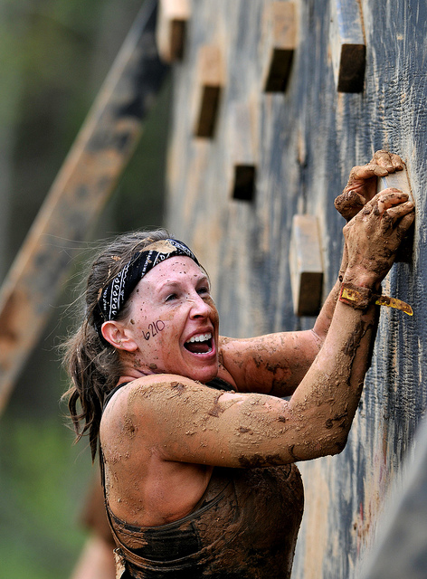 Fitness 2012 Spartan Race Charlotte,NC 2012