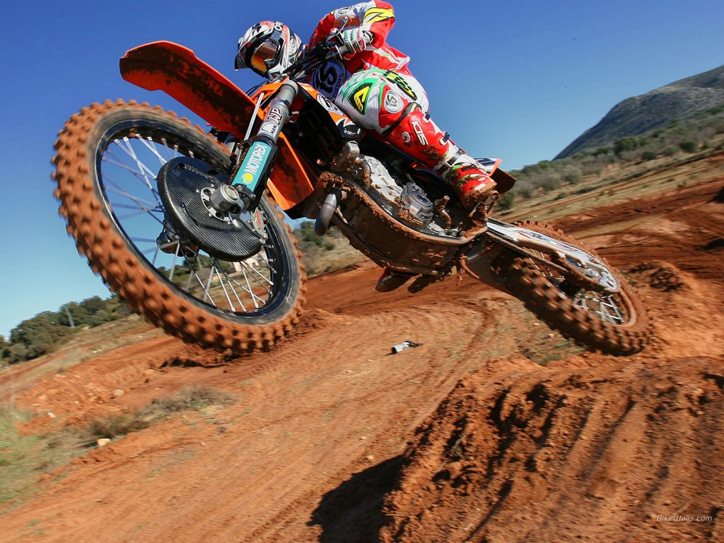 Motorsports Awesome motocross shot