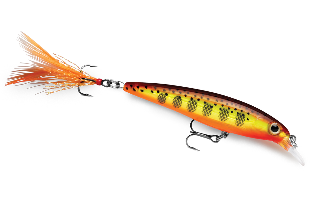 Fishing favorite shallow crank bait