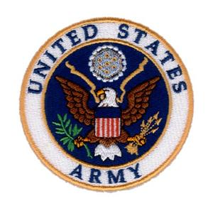 Guns and Military Army logo