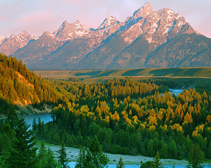 Camp and Hike Grand Teton National Park, great place to camp!