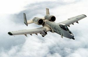 Guns and Military A-10 Thunderbolt II