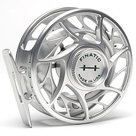Flyfishing Hatch Finatic Reel