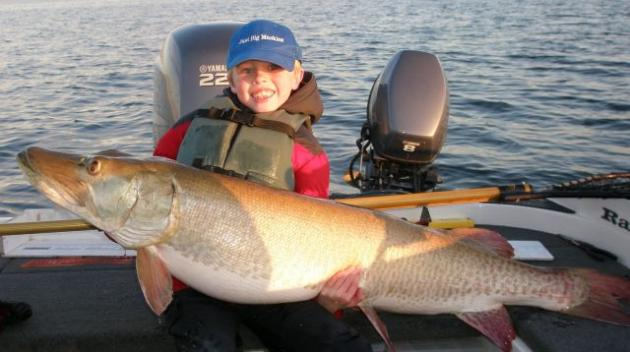 Fishing Minnesota is muskie mecca