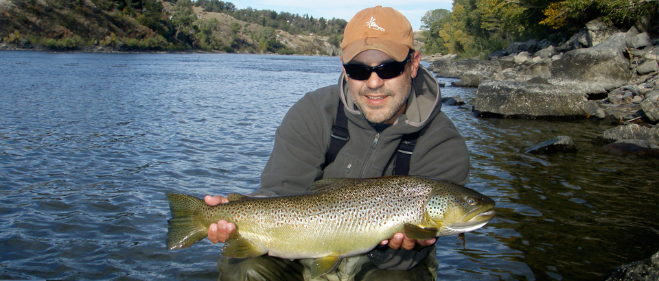 Flyfishing the Dream of Fly Fishing in Montana!