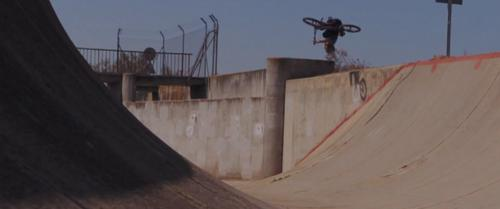 BMX Harry Main brings it like no other in this new Nike edit hot off the drive of Matty Lambert.