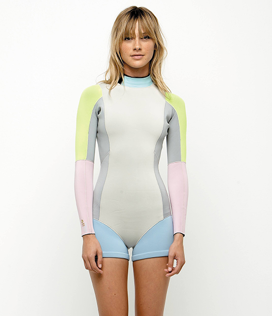 Surf Cynthia Rowley for Roxy Sporty Wetsuits