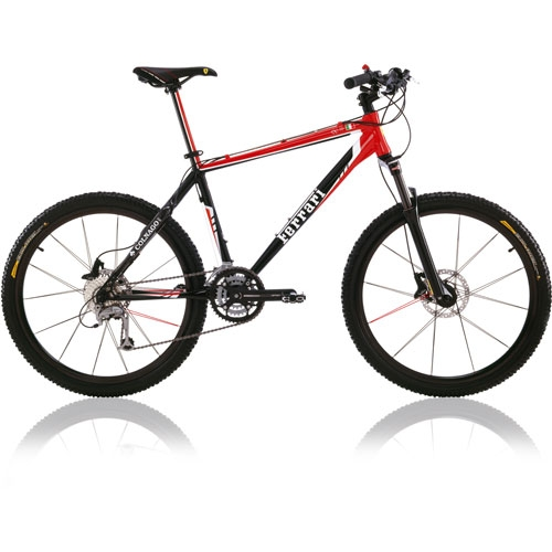 ferrari mountain bike $2,596