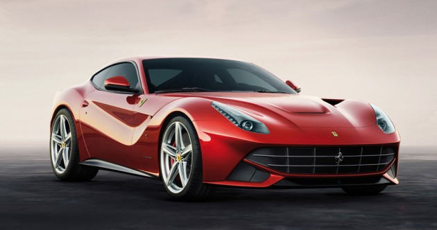 Auto and Cycle F12berlinetta