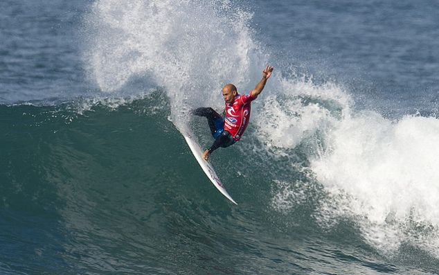 Surf 2012 Rip Curl Pro Bells Final Day