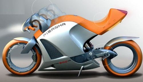 Auto and Cycle Poshwatta Motorcycle Concept