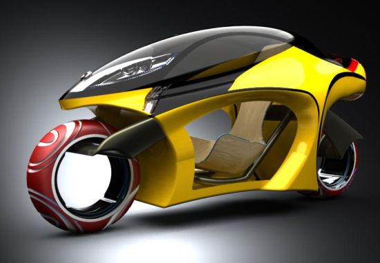 Auto and Cycle Leo Motorcycle Concept