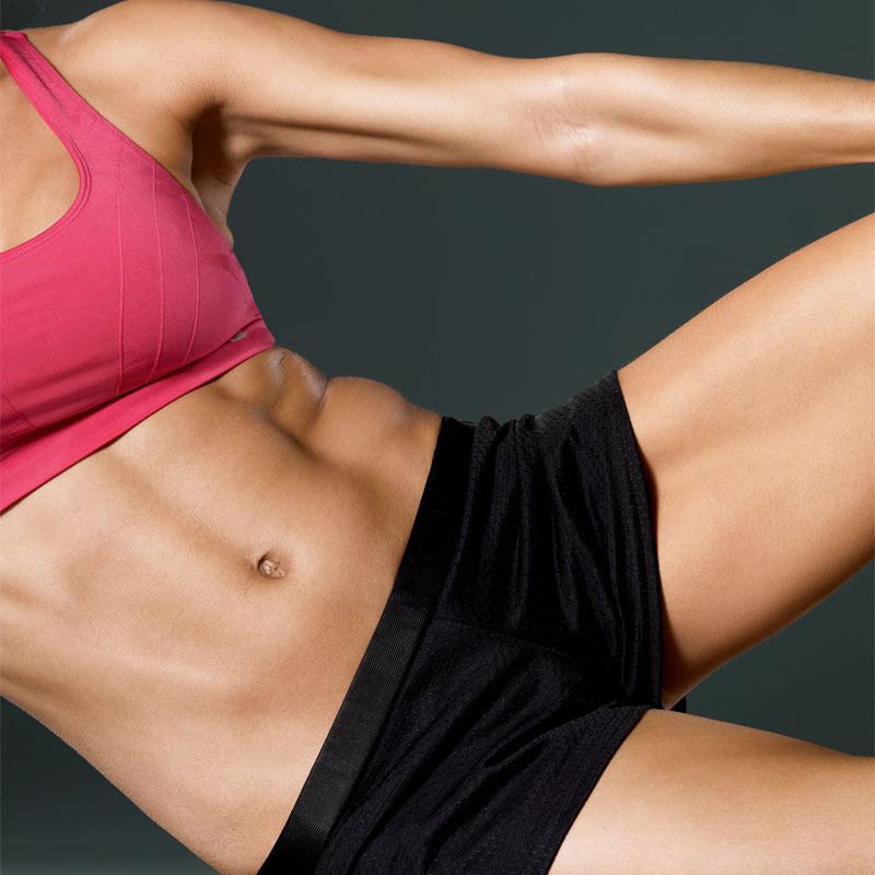 Fitness The Best Abs Workout