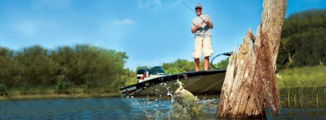 Fishing May Brings Topwater Action