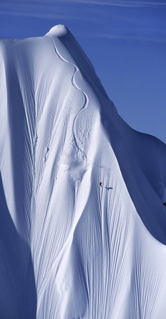 Ski no way...Tommy Brunner, Haines, AK, USA