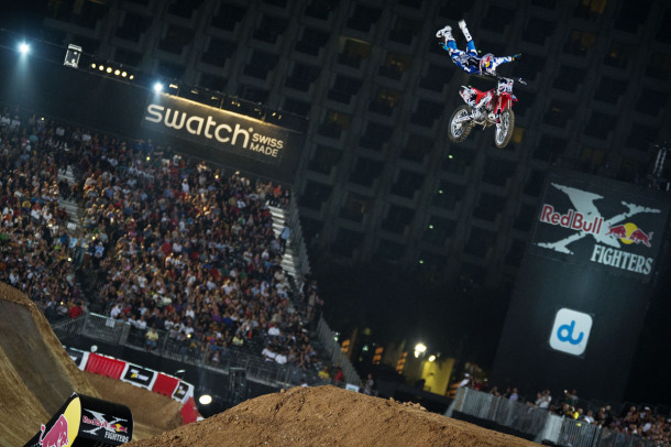 Motorsports nice----Red Bull X-Fighters
