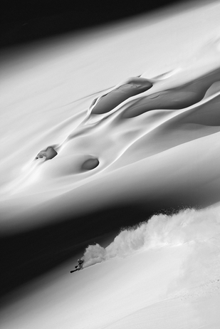 Snowboard Stunning!  