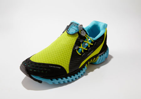 Fitness A triathlete's dream, thanks to one-step laces, holes for ventilation and water drainage, and very little bulk (a study found that runners in lighter kicks didn't tire as quickly). $144