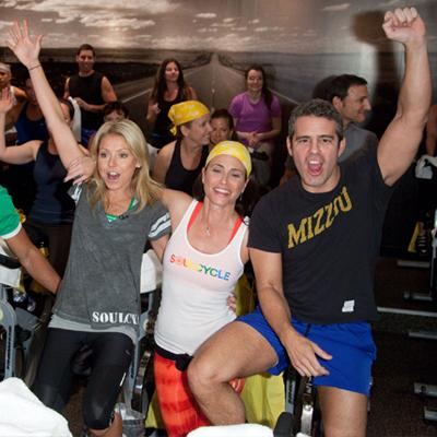 Fitness SoulCycle is already one of the hottest spinning studios in the country, with celebs and ordinary fitness fanatics alike competing to get into their packed classes.