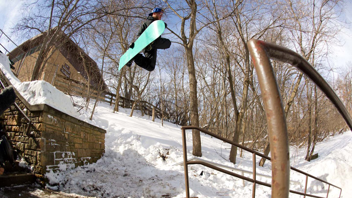 Snowboard My Gear – Ethan Deiss