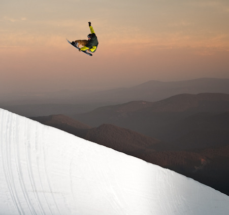 Snowboard love it