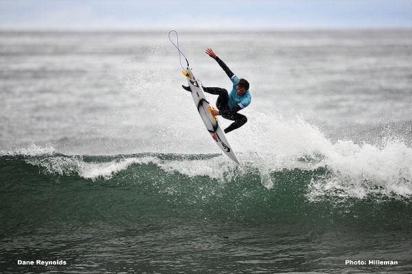 Surf Power surfing rewarded on Day 2 of Nike Lowers Pro