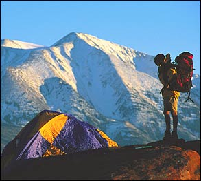 Camp and Hike Each year, more than 50 million people setting out with tents in tow.