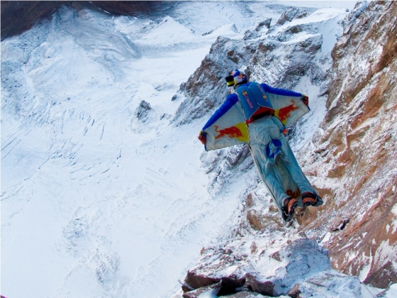 Extreme Event: Elbrus BASE Valery Rozov