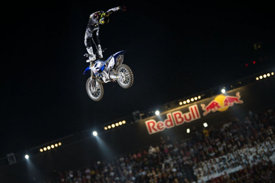 Motorsports 2012 Dubai X-Fighters Event