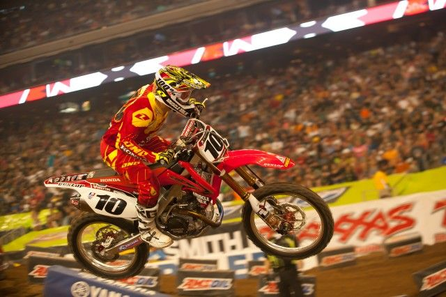 Motorsports Houston Supercross