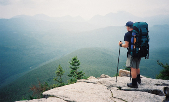 Camp and Hike  The Appalachian Trail, East Coast